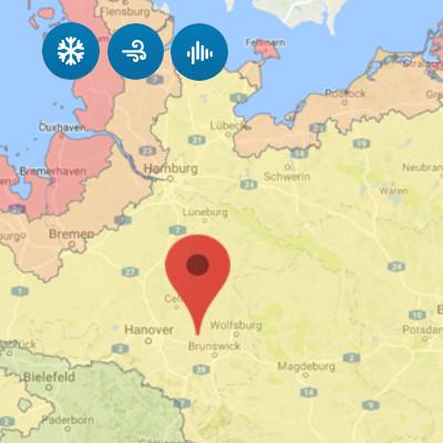 Mapy zatížení